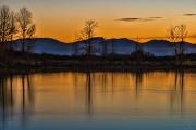 Kerri-Jo_Stewart_Fraser River Sunset